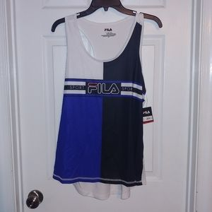 Fila Ladies Tank Top Size Large